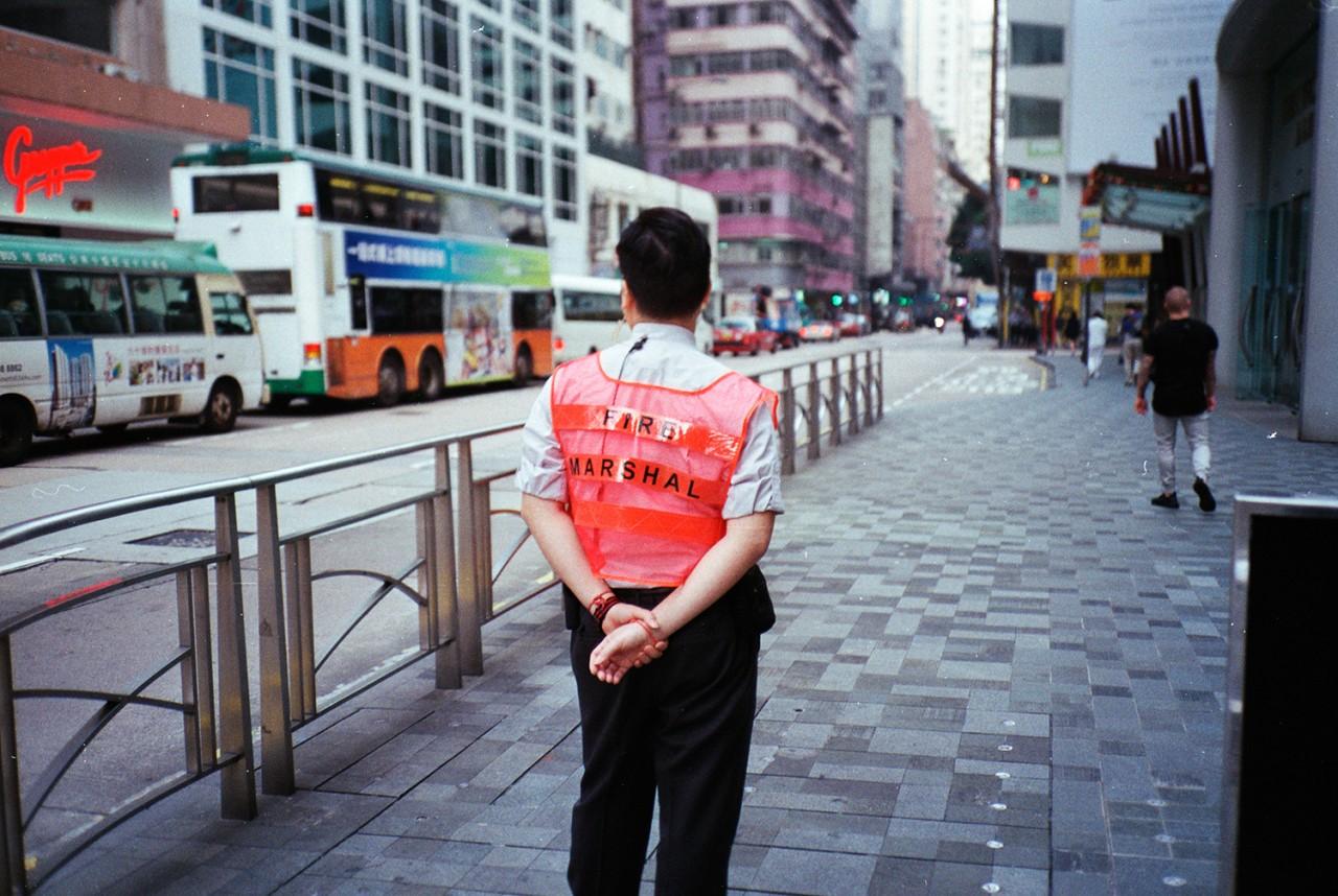 TOM  KLEINSCHMIDT HONG KONG