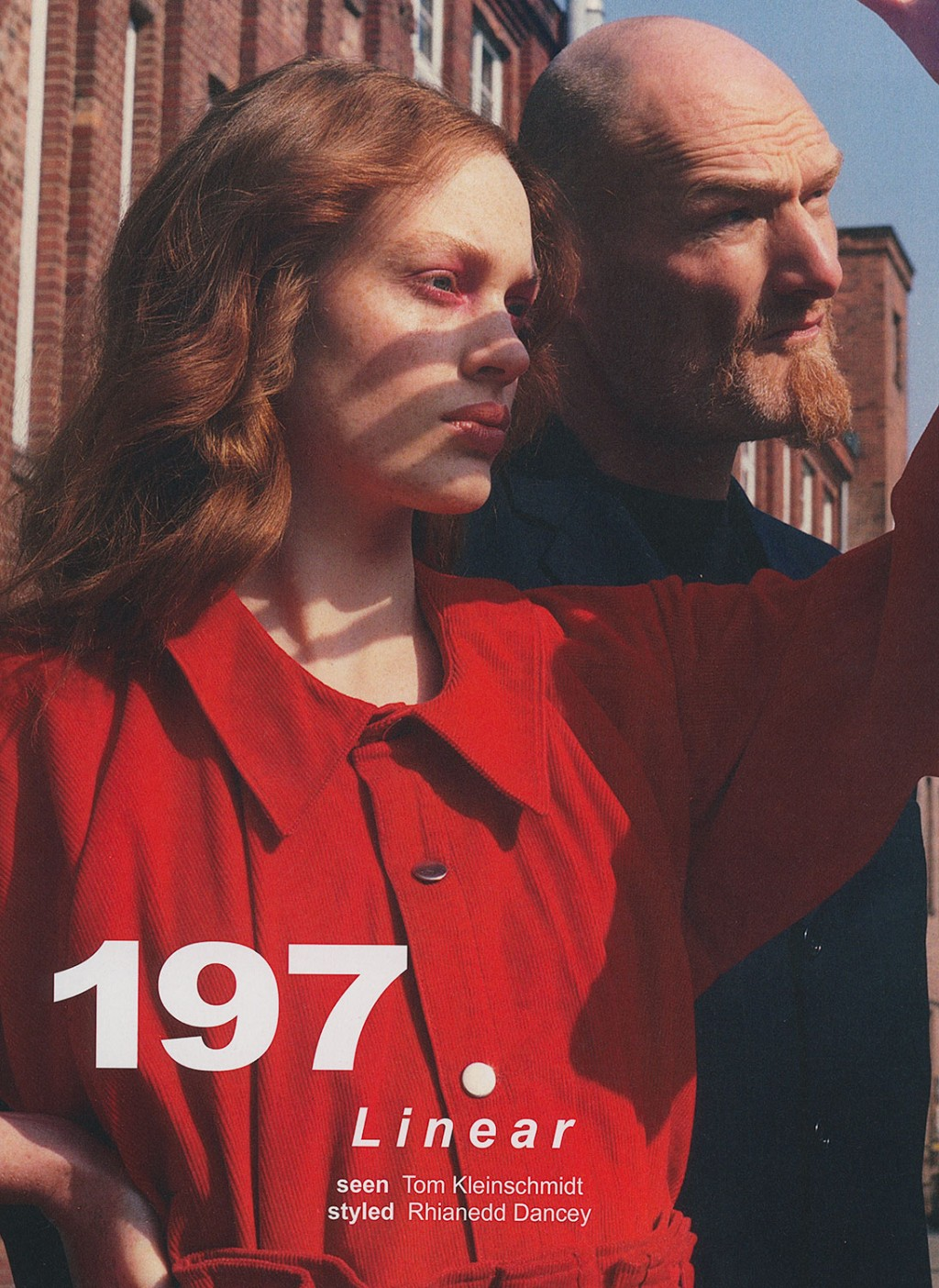 TOM  KLEINSCHMIDT LAURA & AKI @ LEMILE MAG #25